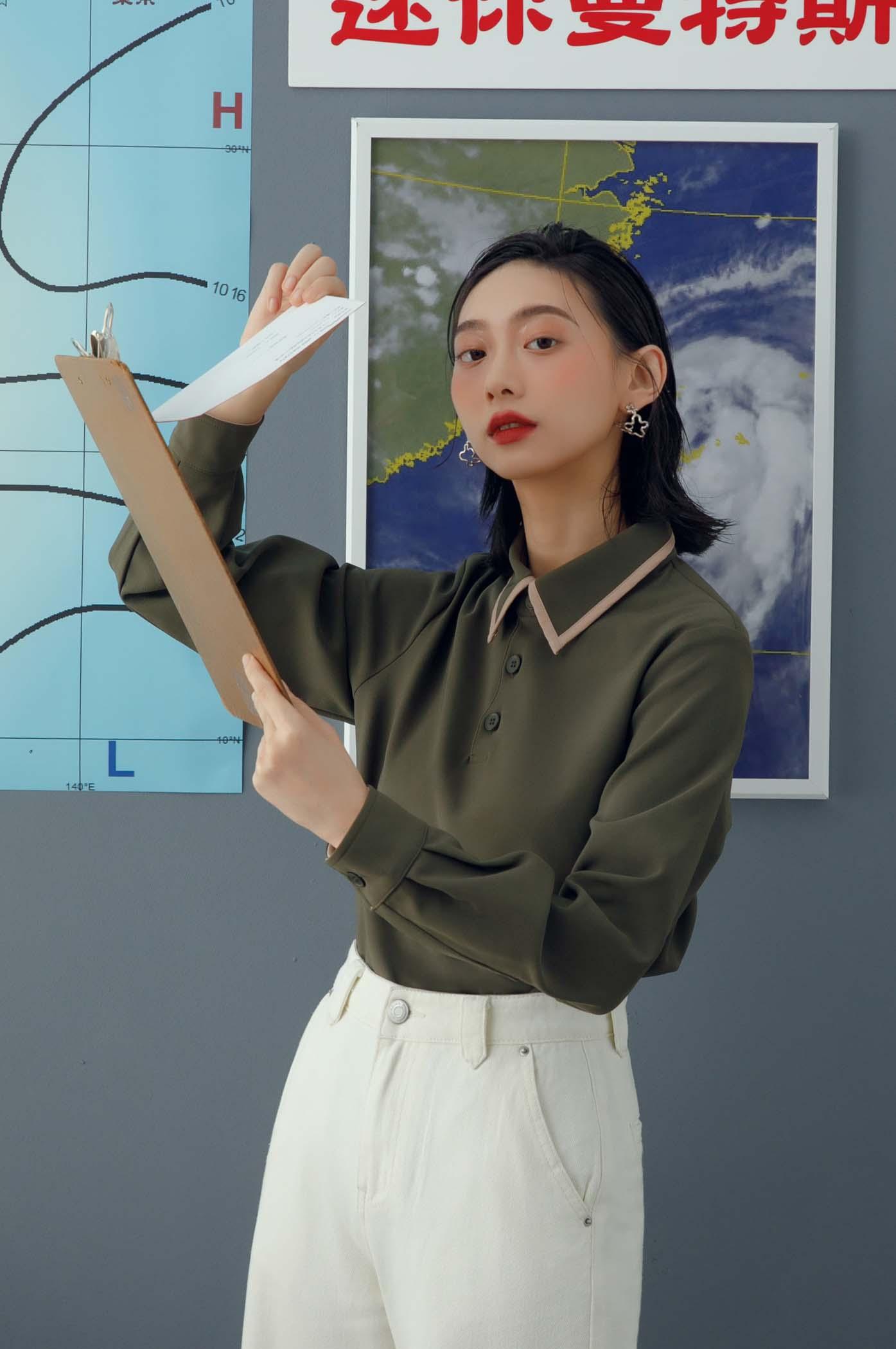 頂客族 - 老婆襯衫