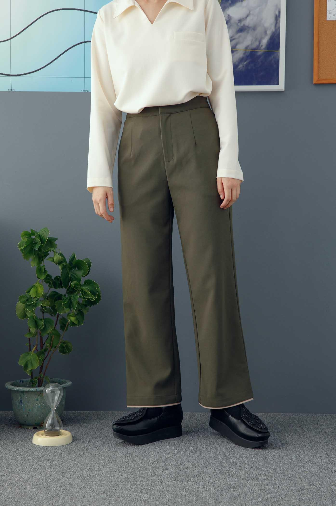 頂客族 - 老公長褲
